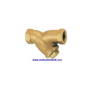 Strainer Valve Brass, Bronze