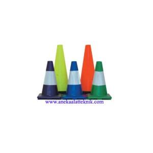Harga Traffic Cones PVC Cone 45cm Colours