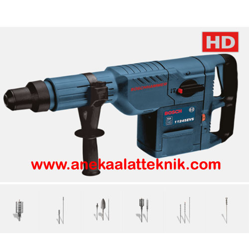 JUAL BOSCH SDS-max 11245EVS 2 In