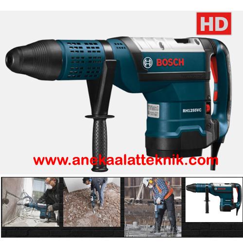 Jual HAMMER BOSCH SDS max RH1255VC 2 In
