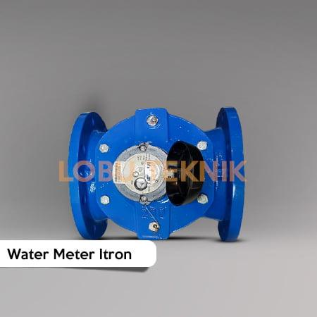 water meter itron dn200 ukuran 8 inch