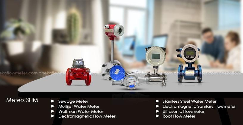 jual water meter shm
