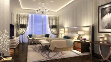 Harga Jual Apartemen Mewah Raffles Residence