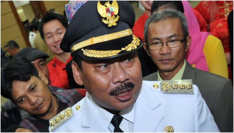 Wali Kota Jakbar Anas Effendi Diduga Ada 'Main' di Mangga Besar