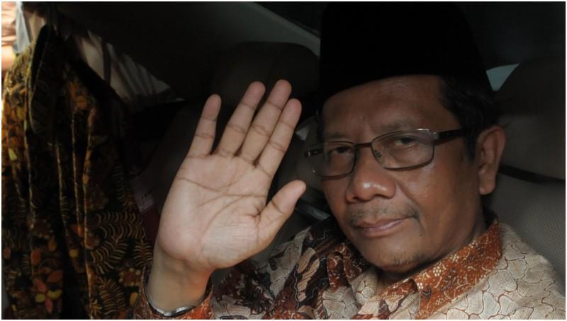 Cerita Mahfud MD Pernah Kunjungi Padepokan Dimas Kanjeng