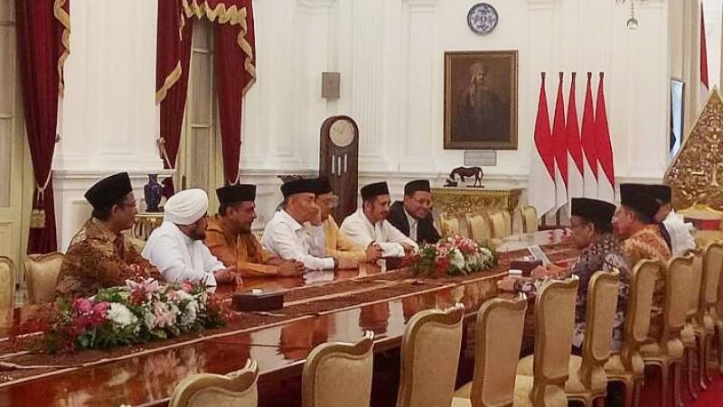 GNPF: Kami Tak Meminta Bertemu, Tapi Gagas Dialog dengan Jokowi