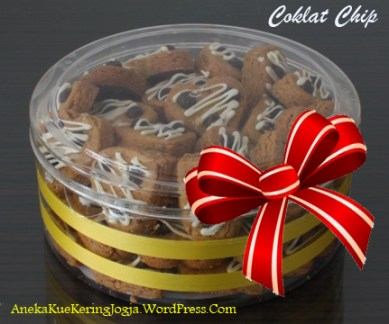 Jual Kue Kering Lebaran Coklat Cip | Aneka Kue Kering Jogja