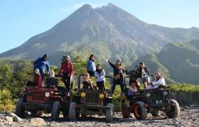 Merapi Lava Tour