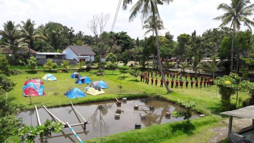 outbound training jogja terbaik