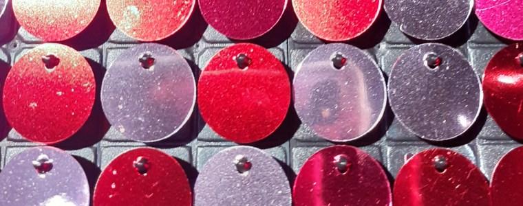Close up of image
