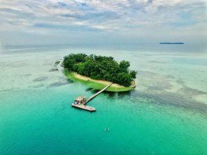 Pulau Semak Down