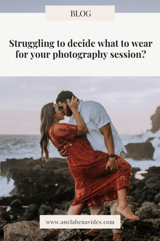 Outfit guide - what to wear