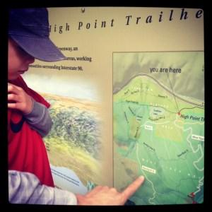 kid-friendly hikes near Seattle