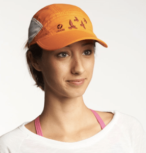 Great running hat if your week is running by in a blur