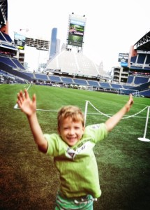 Camp Appreciation Day with Seattle Sounders
