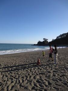 katsurahama beach kochi japan