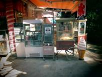 food vendor at ueno zoo rides
