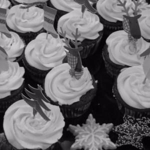 cupcakes and meri meri cupcake toppers