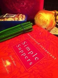 moosewood simple suppers cookbook