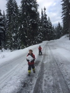 snoqualmie pass with kids