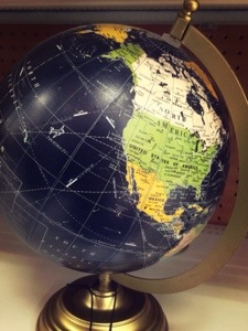 globe at target