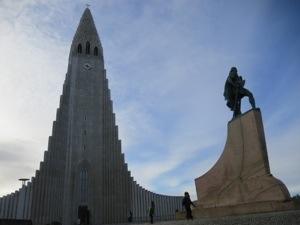 big church in iceland