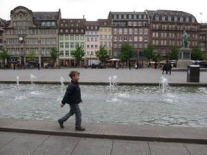 strasbourg france with kids in the spring is a great place for families to visit