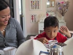 adorabelle tea room in steveston