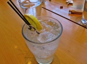 drinking vinegar at Boke bowl