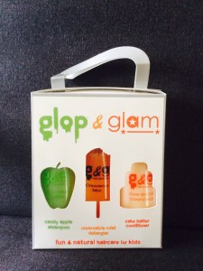 glop and glam natural haircare for kids