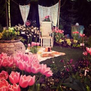 pink picnic inspiration