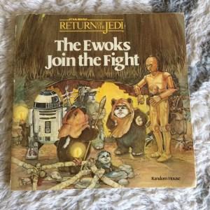 Star Wars ewoks books for kids