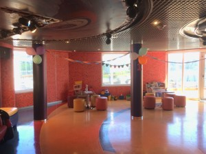 cruise ship kids area ms westerdam