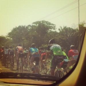 traffic in Belize