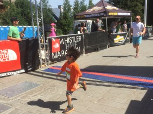 fun runs near Vancouver for kids