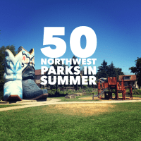 50 Northwest Parks in Summer