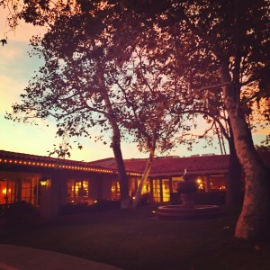 rancho bernardo inn at sunset for myprintlymoms