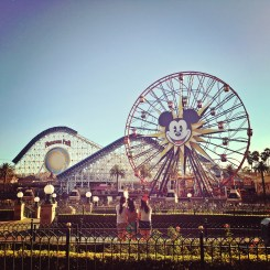 california adventure land