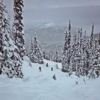 Whistler with kids in the Wintertime and a hotel with your own hot tub