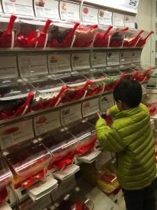 ikea seattle candy aisle