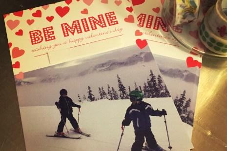 Customized Valentine's Cards