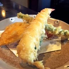 Tempura in Seattle at Japanese gourmet