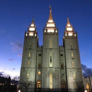 big church in salt lake city