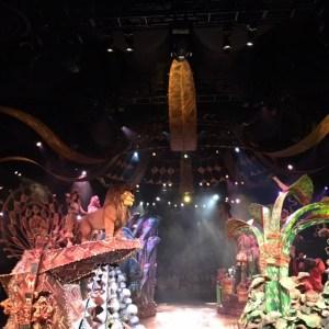 Lion King Musica at Hong Kong Disneyland