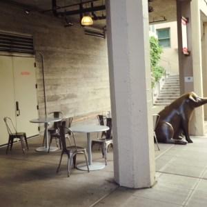 A hidden Seattle Landmark named Billie in Pike Place Market