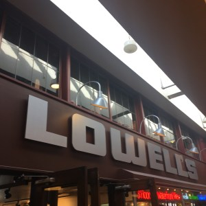 Lowells restaurant in Pike Place Market