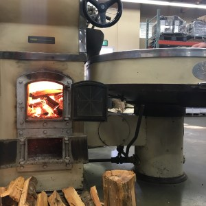 Wood Fired coffee roaster in Seattle