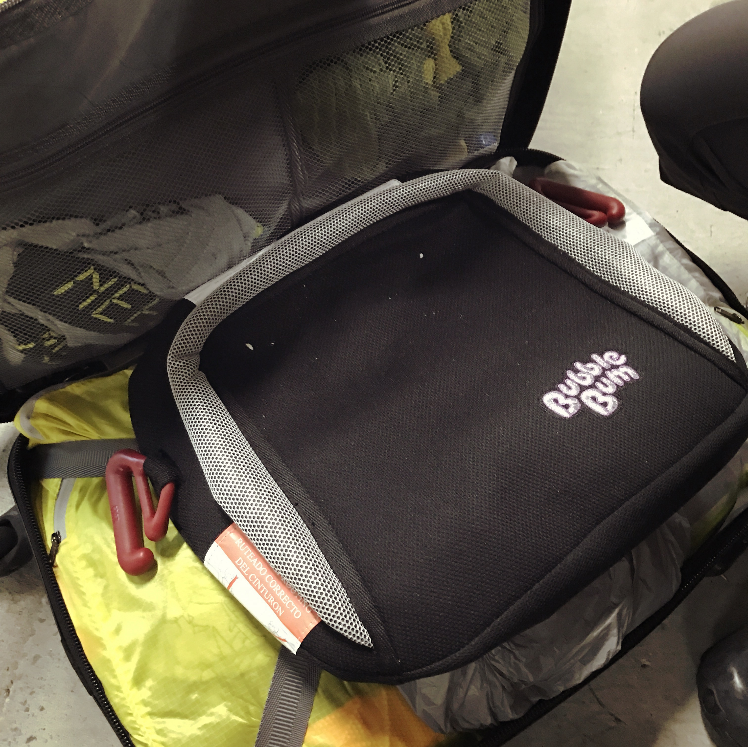 Car Seat Usable After Accident