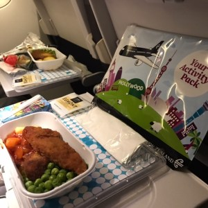 Kids' Meals on Air New Zealand