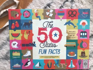 50 states fun facts